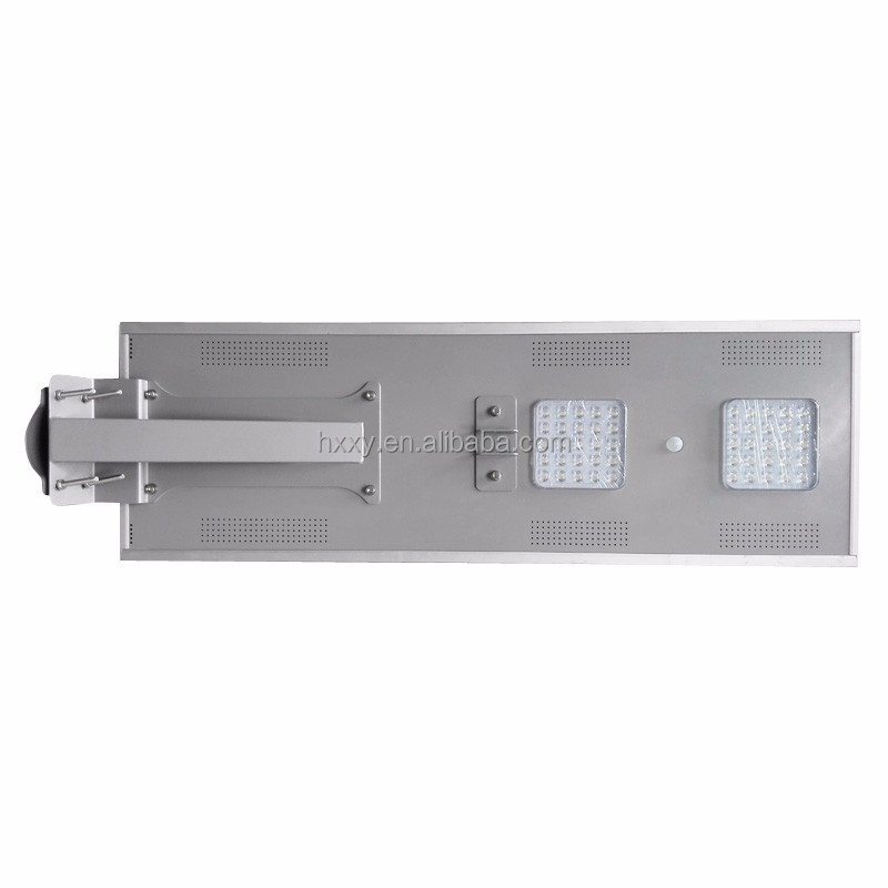 Economical and Practical Waterproof 110m/W Solar Street Lamp 12V DC 50W LED Street Light Retrofit