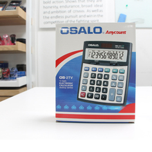 OSALO 12 2-stellige dual-power rechner oem calculator <span class=keywords><strong>hohe</strong></span> qualität steuerrechner