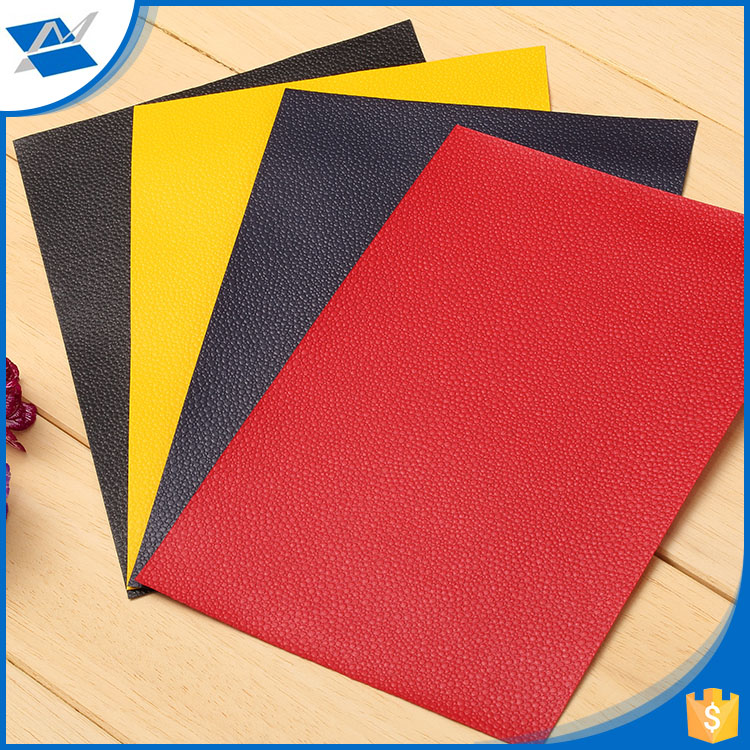 2017 hot sales leather paper with texture for box wrapping