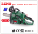 38CC CE portable 2-stroke gas Chainsaw with Chinese/Walbro carburetor