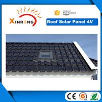 18V 10Watt Easy Tile Roof Design Solar Panel