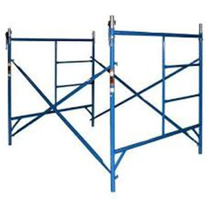 Tianjin Shisheng Hot Sale Custom Color Painted H Scaffolding Frame