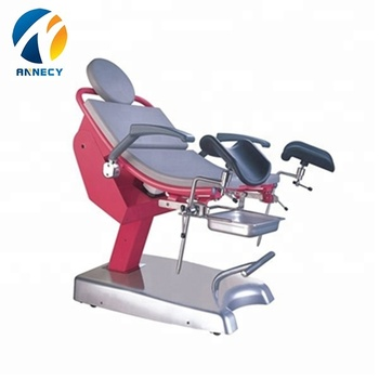 AC-GEB005 hydraulic power gynecology obstetric table bed design for sale from china supplier