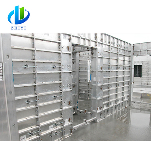 Factory direct sale kumkang aluminium metal formwork for concrete system