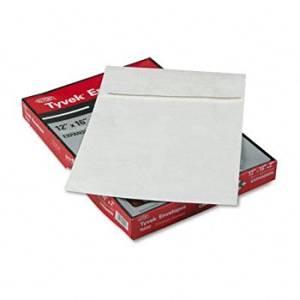 Quality Park™ DuPont® Tyvek® Expansion Mailer ENVELOPE,12X16X2,25/BX,WE (Pack of2)
