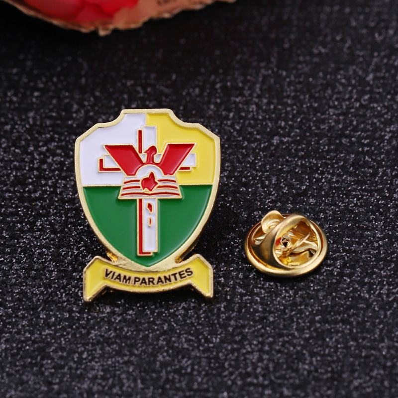 Top quality Promotional Customized Metal Lapel Pins badges