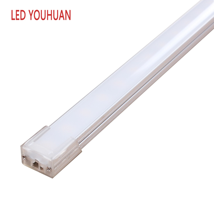 supermarket display shelf cabinet light,Korean LG 5630 SMD LEDs, CRI>80, 24VDC, 60 LED/M,1800 lumen,21W, Alu PCB,manufacturer