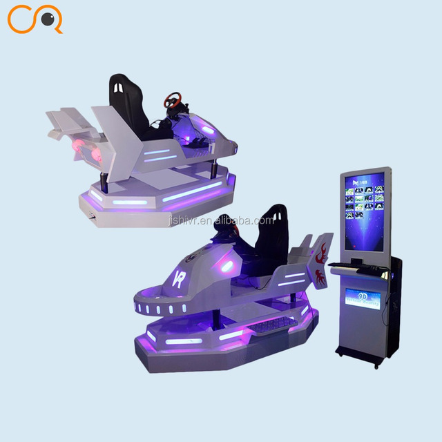 Hot Selling VR virtual reality experience product racing car vr racing car simulator for adults racing car arcade game machine