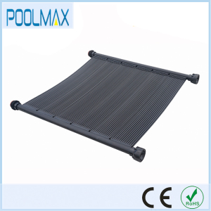 2mX1m plastic solar water heater collectors for swimming pool