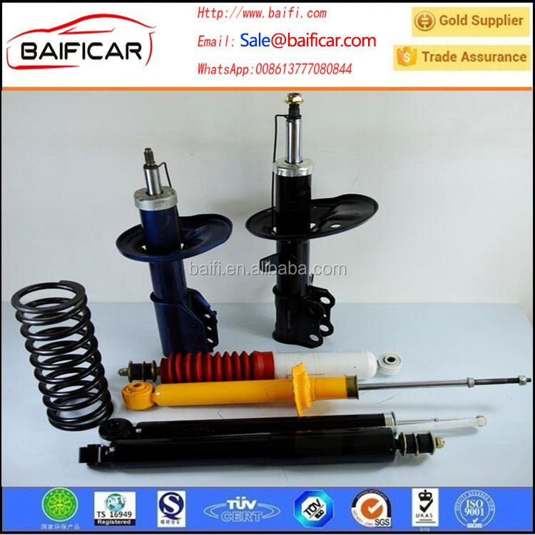 7L8616039D rear shock absorber For AUDI Q7 (4L) 3.0 TDI