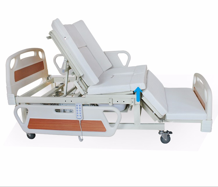 home use rotating hospital electric medical beds for the elderly