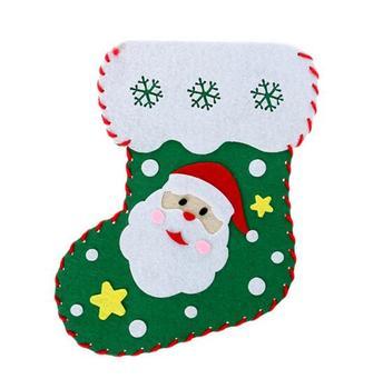 Navidad Niños Los Bolsa Calcetines Hacer Para Diy Educativos Buy De Materiales A Mano Regalo Juguetes Hecho w0mN8yvPnO