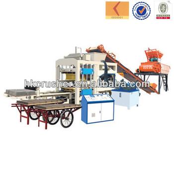 block moulding machine