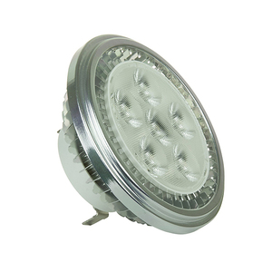 Exterior Led Ar111 G53 Bi-Pin Base Spot Light With Bridgelux Chips 12 Watts(50-Watt Equivalent) 1300lm NW 4000K Clear Lens