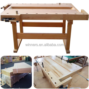 Outstanding Solid Wood Germany Beech Wooden Workbench Buy Wood Work Bench Work Bench Wood Work Table Product On Alibaba Com Short Links Chair Design For Home Short Linksinfo