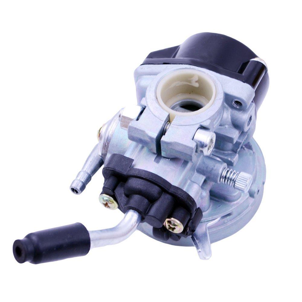FLYPIG High Performance Carburetor for Motorized Bicycle 2-Stroke 49cc 60cc 66cc 80cc Enigne Carb