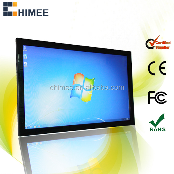 55 Inch touch LED tv screen All In One computer /cheapest lcd player