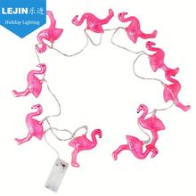 Christmas Decoration 10 led Flamingo String Light LED