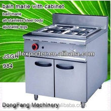 electric bain marie cooking equipment