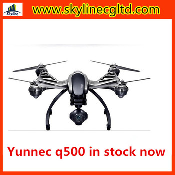 Promotion Original Yuneec Typhoon Q500 4K FPV Quadcopter RC Drone with Camera Handheld Gimbal in stock !