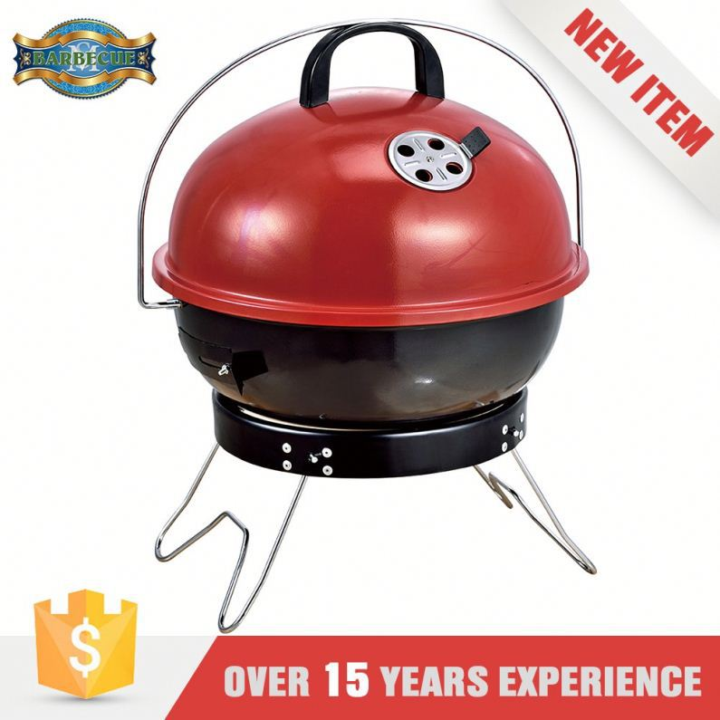 Excellent Quality Easily Cleaned Csa Approved Stainless Steel Charcoal Bbq Grills