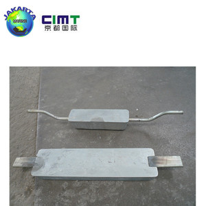 Zinc sacrificial Anodes for marine/ships/yacht/boat