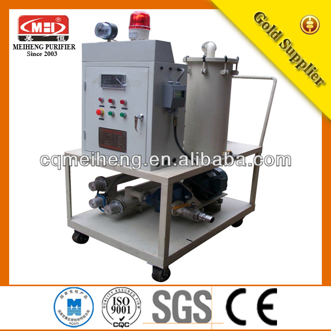 chongqing MEIHENG GDL Precision Filtration Oil Adding System/water filtration systems