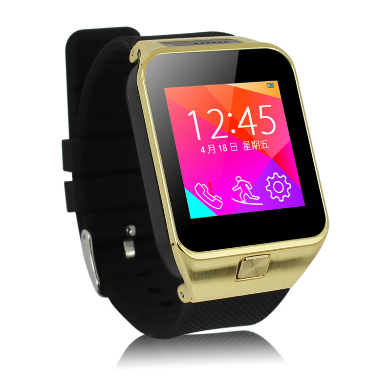 Bluetooth Wrist Smart Watch Phone Mate For Android IOS Samsung