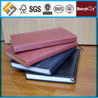 Excellent school & office supply A5 PU notebook diary