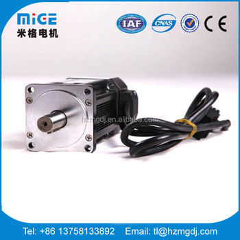 Mini 60st M00630 200w Ac Brushless Servo Motor For Cnc Control Machine Buy Ac Servo Motor 200w