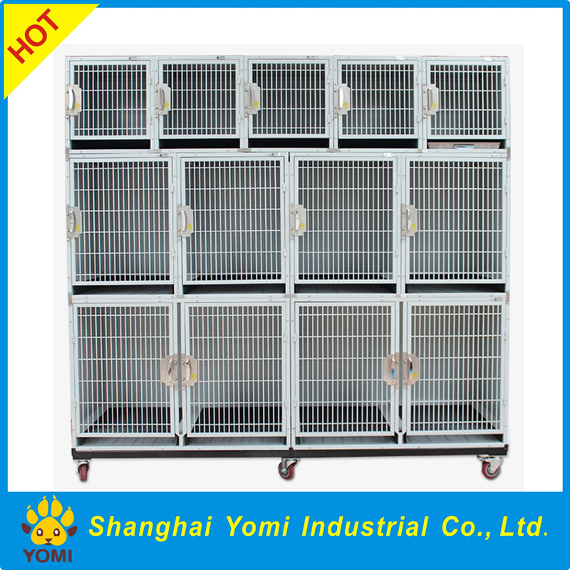 High-quality iron dog show cage