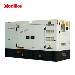 100 kva low noise genset 80kw silent canopy generation 100kva silent dg set price