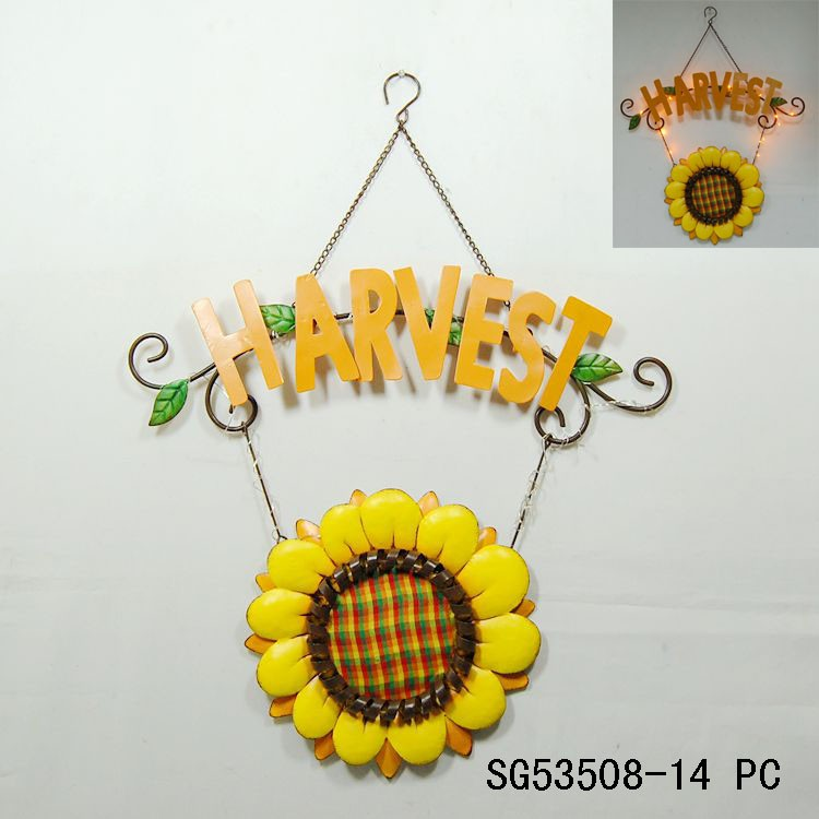 Sunflower Wall Decor Metal, Sunflower Wall Decor Metal Suppliers and ...