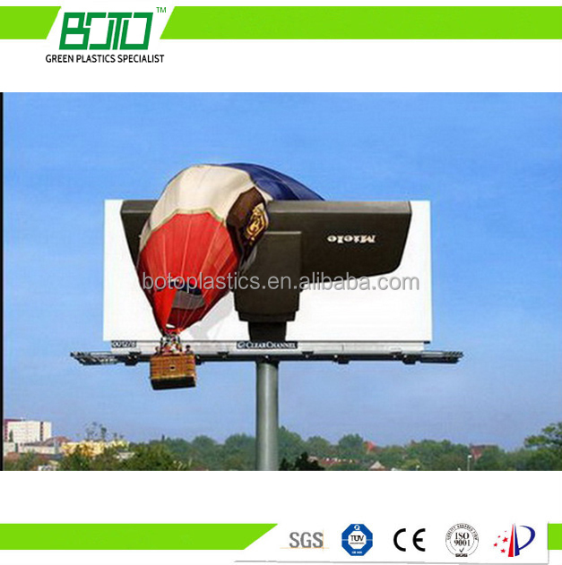 Custom outdoor metal sign frames/UV printing signs PVC board