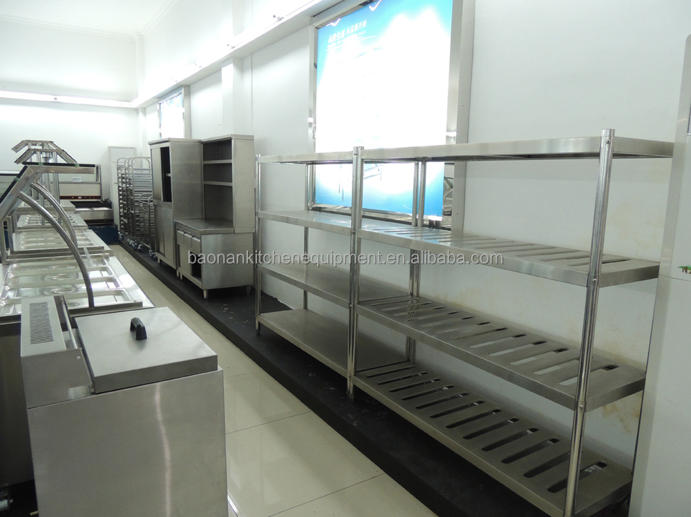 Restaurant Kitchen Stainless Steel Shelves Pantry Racks Buy
