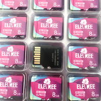 Taiwan Wholesale 16gb 32gb 64gb 128gb carte micro memory sd