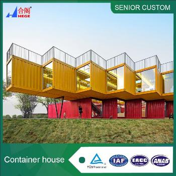 fashion prefabricated home