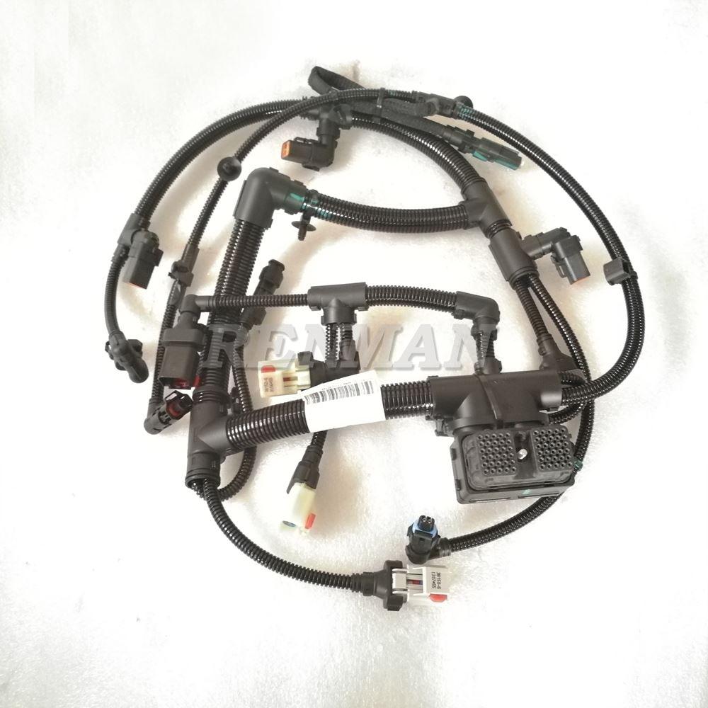 cummins isde engine ecm wiring harness 5271507 for dongfeng kinland rh alibaba com peterbilt ecm wiring harness cummins ecm wiring harness