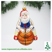 big and direct handblown glass factory providing cheapest christmas tree hanging ornament