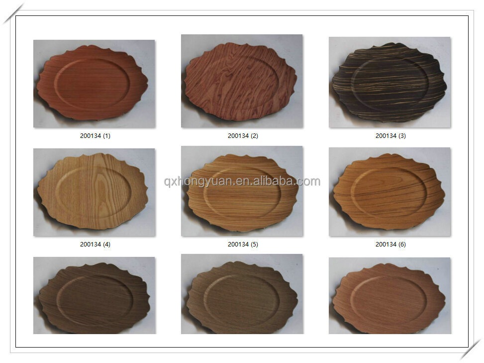 Wood Charger Plates Wholesale Wood Charger Plates Wholesale Suppliers and Manufacturers at Alibaba.com & Wood Charger Plates Wholesale Wood Charger Plates Wholesale ...
