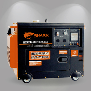 3KW air-cooled silent type Diesel Generator