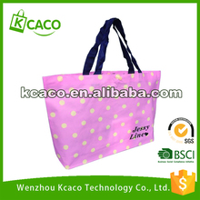 Non-woven Material and Handled Style Eco-friendly recycled Non woven shopping Tote bag