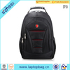 Waterproof travel canvas school bag name brand backpacks