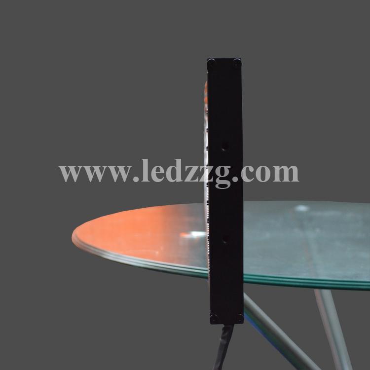 Painel de exposição conduzido exterior flexível do brilho alto SMD P13 * P14 para o ônibus, placas do sinal do destino de desdobramento