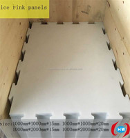 hockey training boards/Ice Skating Rink/HDPE basketball rink fence