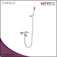 handheld shower bathtub faucet mechanical single lever bath/shower faucet AF-L28003CP