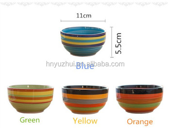 5.5 Inch Rice Bowl,5.5 Inch Ceramic Cereal Bowl,5.5 Inch Fruit ...