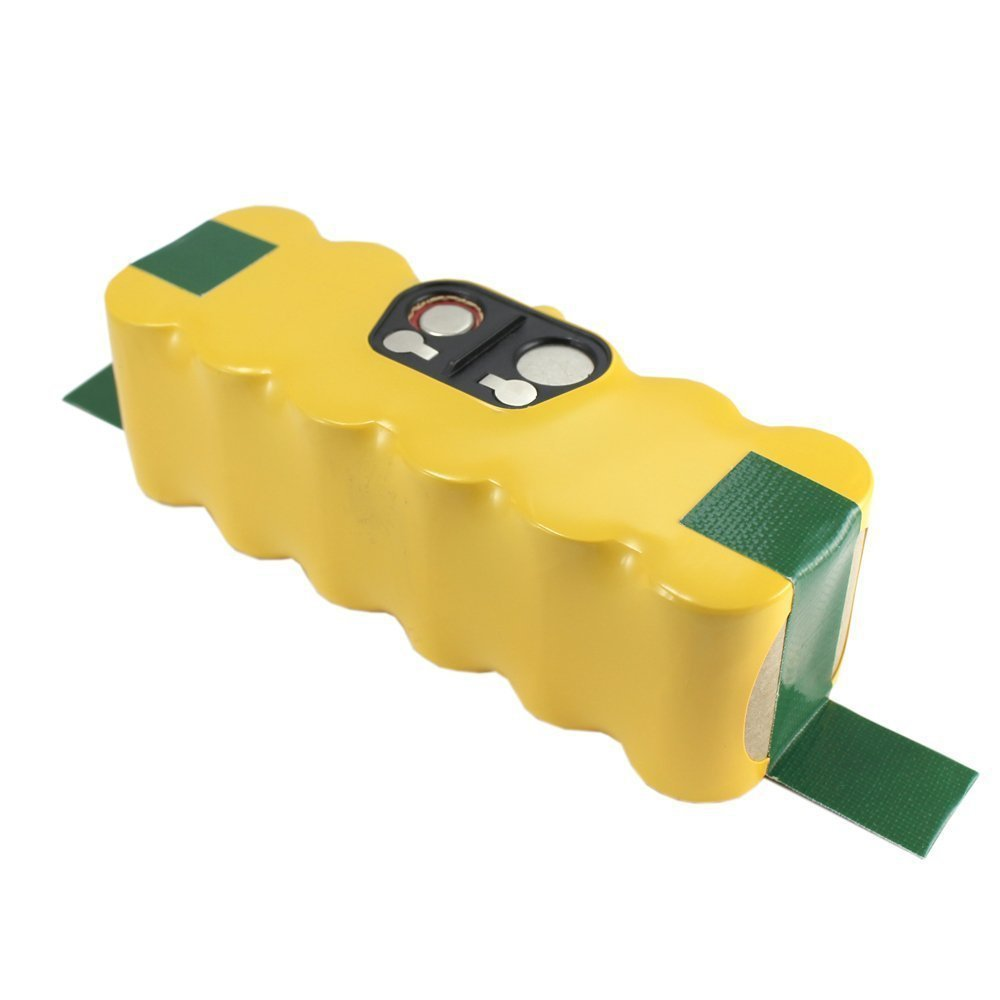 Rechargeable NI-MH battery 14.4v for IRobot Roomba 500 series,610 se 530 510 532 550 540 500 530 80501 610 R3