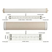 PAN material ultrafiltration membrane 4040 uf 4040 for ro system