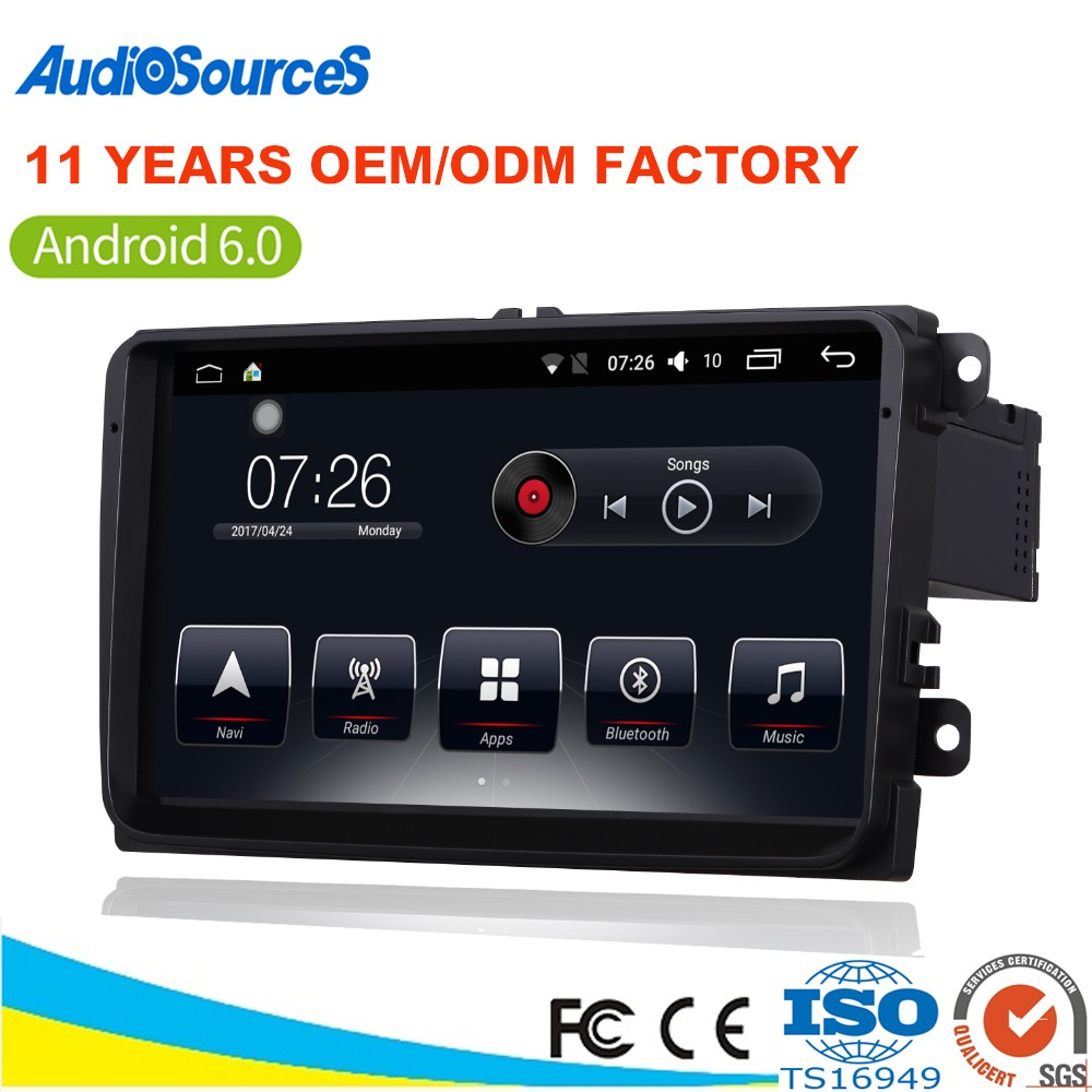 "touch screen 9""car dvd gps navigation for verna fluidic"